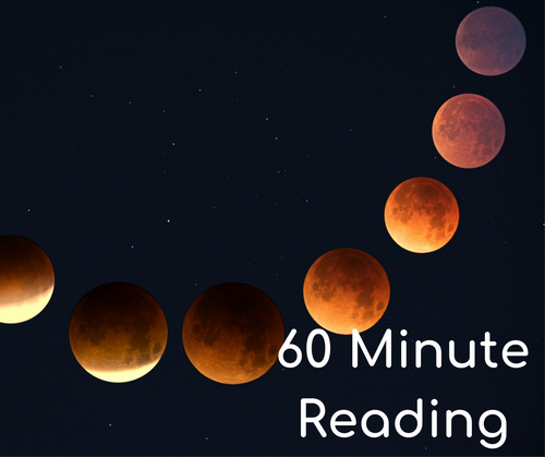 60 Minute Natal Chart Reading
