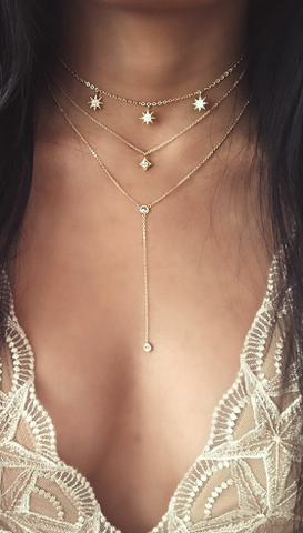 Geometric Lariat Set