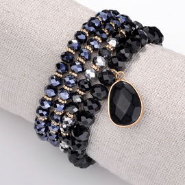 Blue Shine Bracelet Set