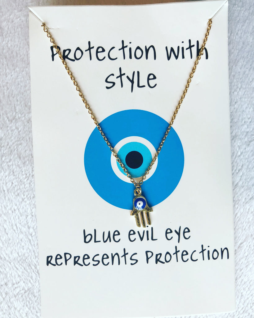 Protection With Style Wish Card