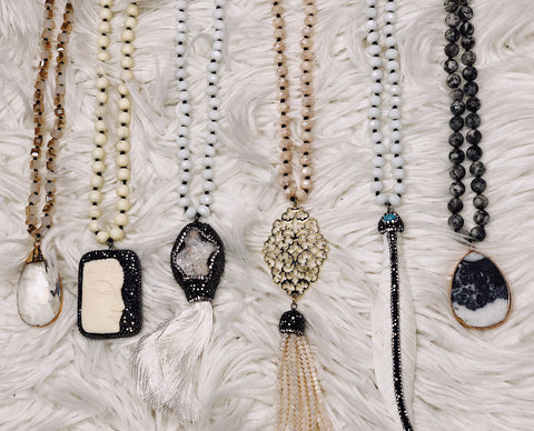 Neutral Necklaces 2
