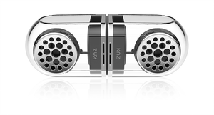 KNZ GoDuo Powered Bluetooth Speakers