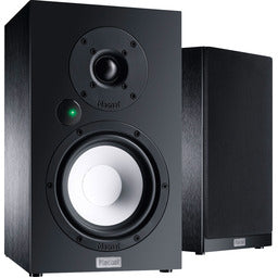 Magnat 220 40 Watt RMS Active Monitor Stereo Speakers Including Phono Input and  Bluetooth®aptX