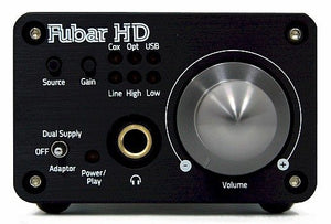 Firestone Audio – FSA Fubar HD Headphone Amp DAC