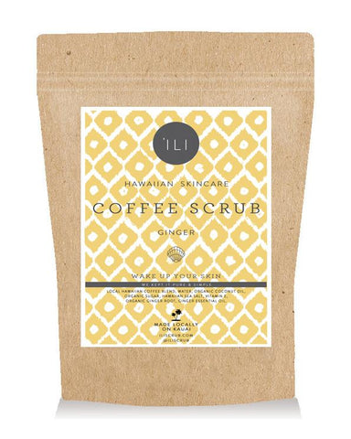 LARGE COCONUT CACAO COFFEE SCRUB