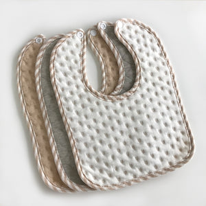 Organic Cotton Bib