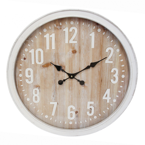 Hamptons Wall Clock