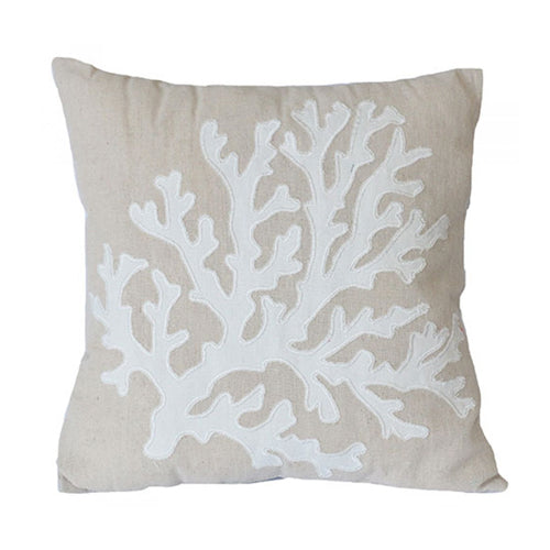 Natural Coral Cushion