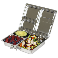 PlanetBox Launch Stainless Steel Bento Lunchbox