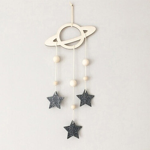 Planet Stars Wall Hanging