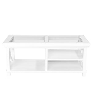 Hamptons White Coffee Table