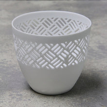 Tealight Holder Porcelain