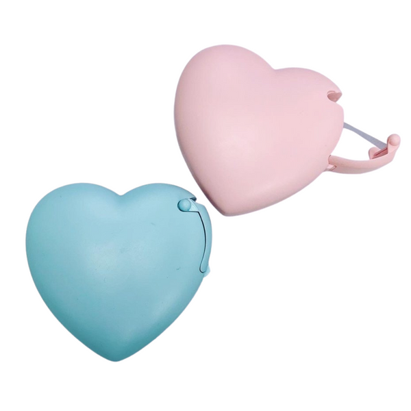 HEART SHAPED TAPE DISPENSER