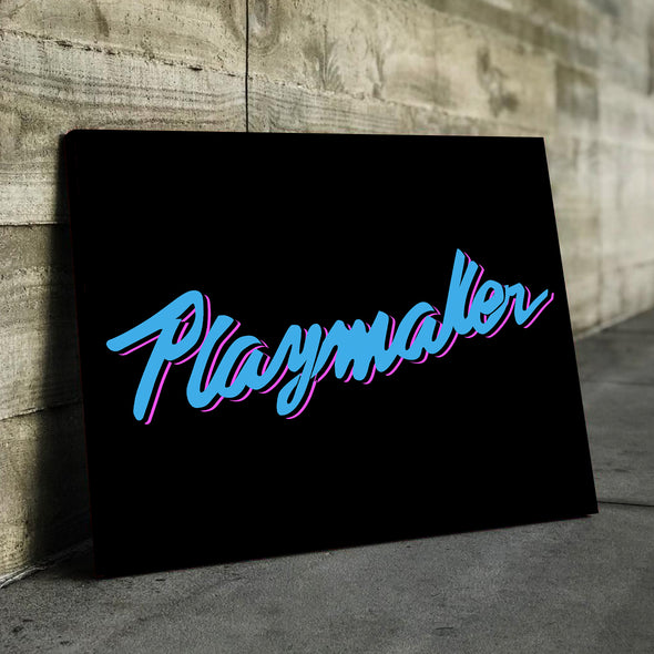"Playmaker ""Vice"" Canvas"