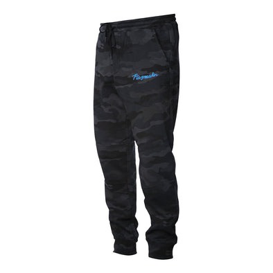 Playmaker Vice Black Camo - Fleece Joggers
