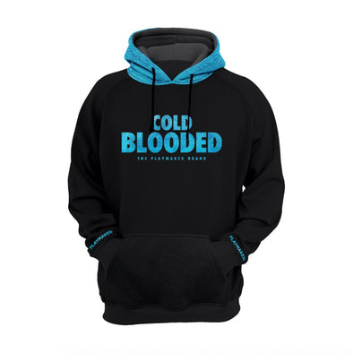 "Cold Blooded Sublimated ""Ice"" Hoodie"