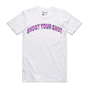 Shoot Your Shot ™ 'Vice' Drip Tee