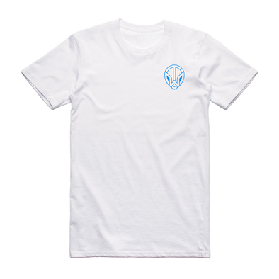 TW Pocket Logo - White T-Shirt