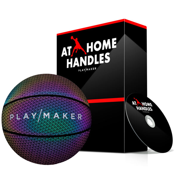 At Home Handles + Basketball Bundle