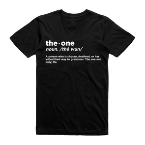 The One Definition T-Shirt
