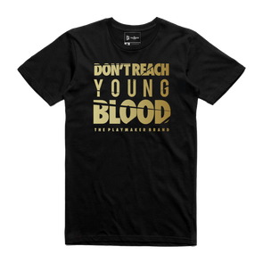 Don't Reach Tee (Black)