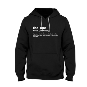 "The One ""Definition"" Hoodie"