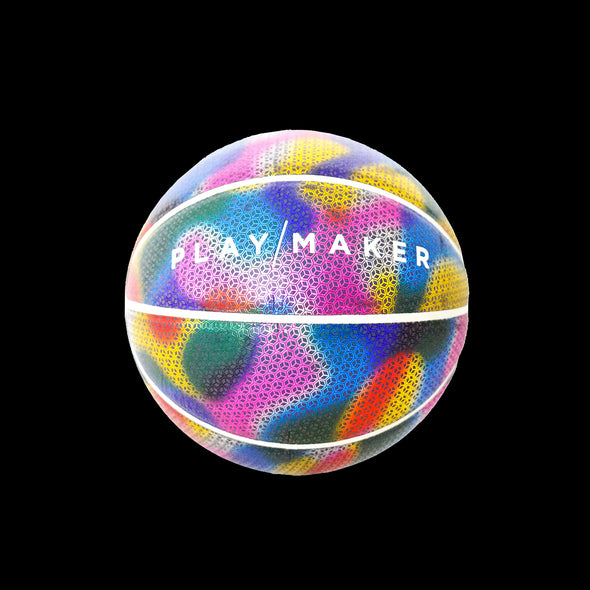 "Playmaker ""Globe"" Light-Up Basketball (Official Size)"