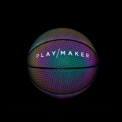 "Playmaker ""Hologram"" Light Up Basketball (Official Size)"