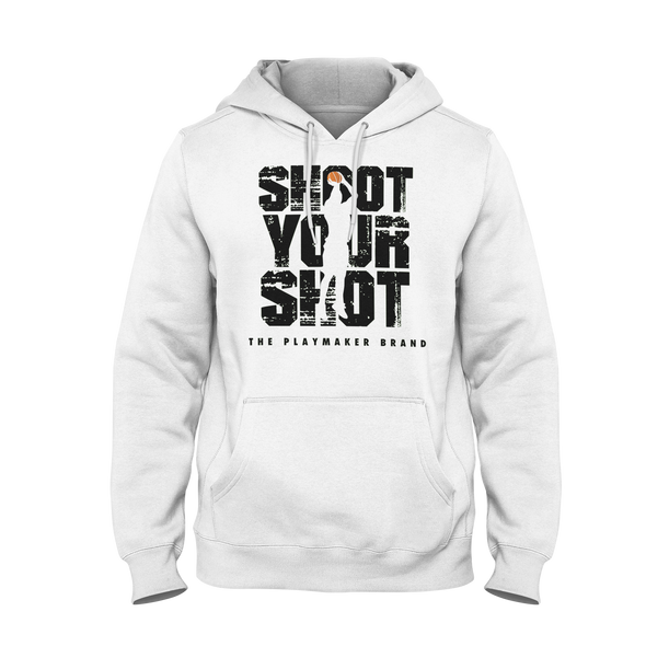 "Shoot Your Shot ""Shadow"" Hoodie"