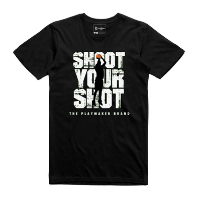 "Shoot Your Shot ""Shadow"" Tee"