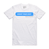 "Shoot Your Shot™ ""Text"" Tee (2 Colors)"