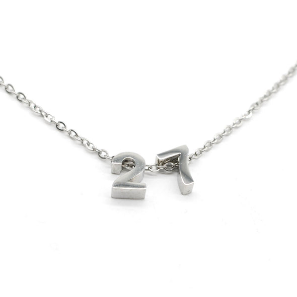 Numbered Necklaces