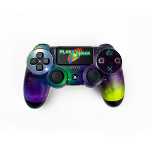 "Playmaker ""Galaxy"" PS4 Controller Skin"