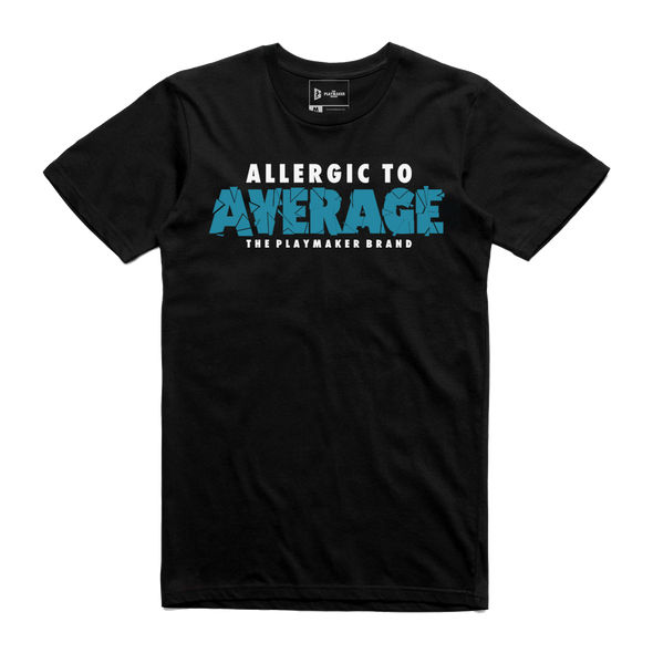 "Allergic To Average ""Space Jam"" Tee"