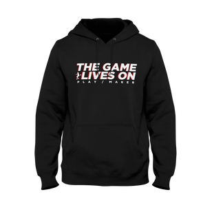 The Game Lives On Hoodie