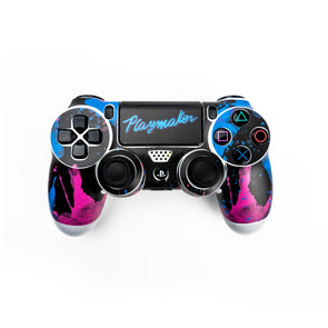 "Playmaker ""Vice"" PS4 Controller Skin"