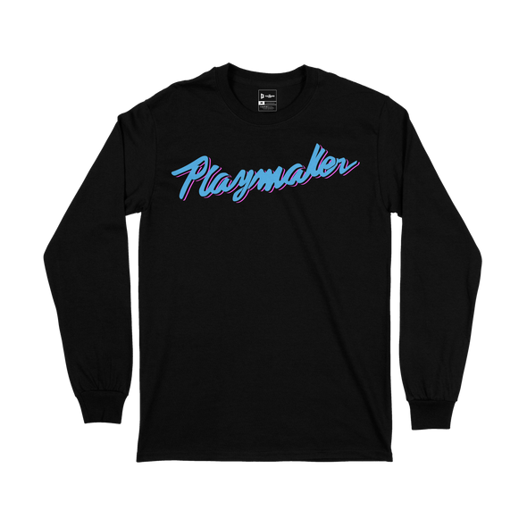 "Playmaker ""Vice""  Long Sleeve"