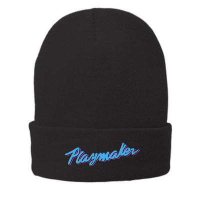 Playmaker Vice Embroidered Beanie