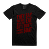"You Are What You Eat ""GOAT"" Tee"
