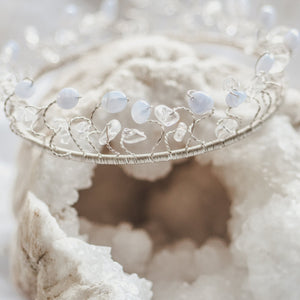 Starry Night Crown - Sample Sale