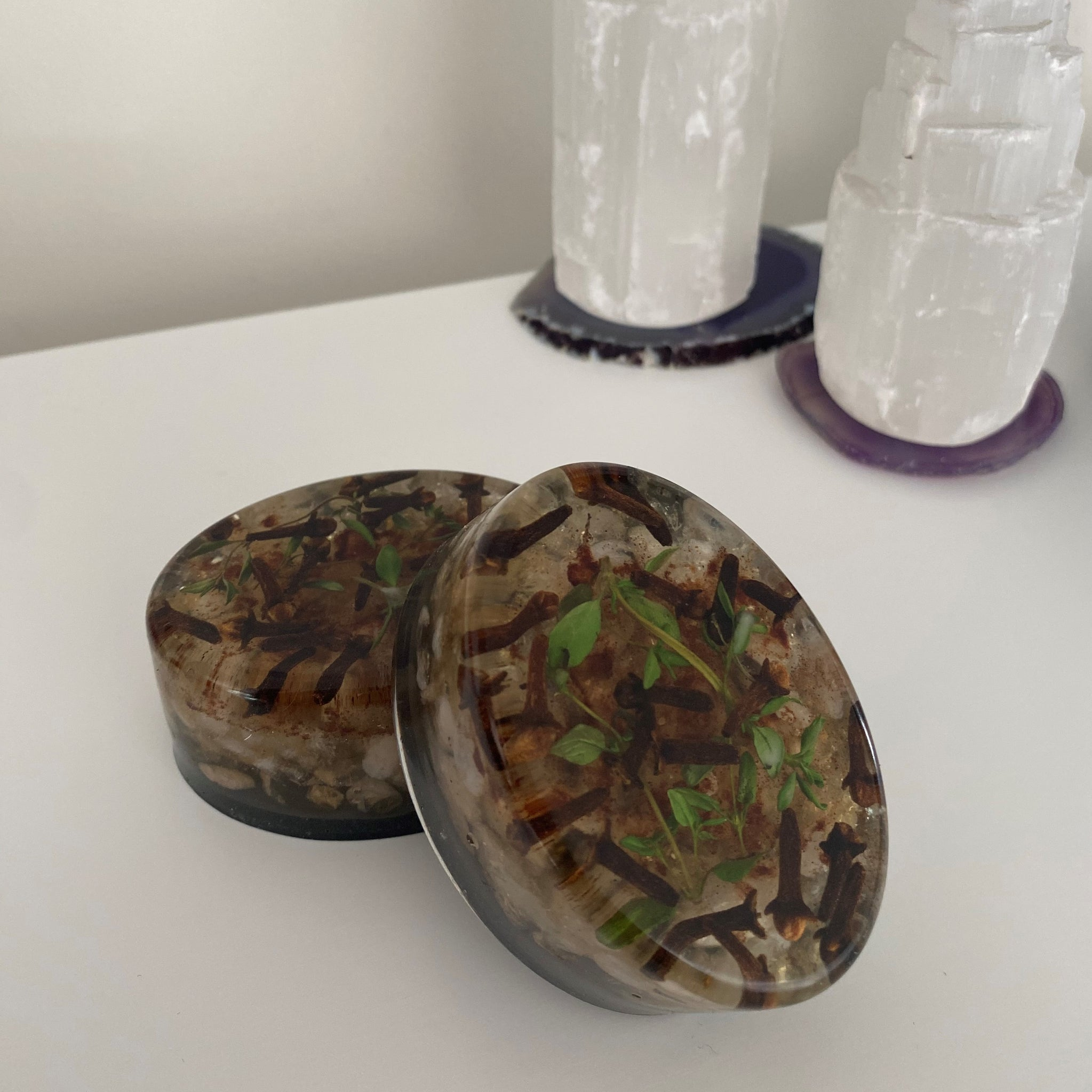Abundance Spell - Orgonite Bar