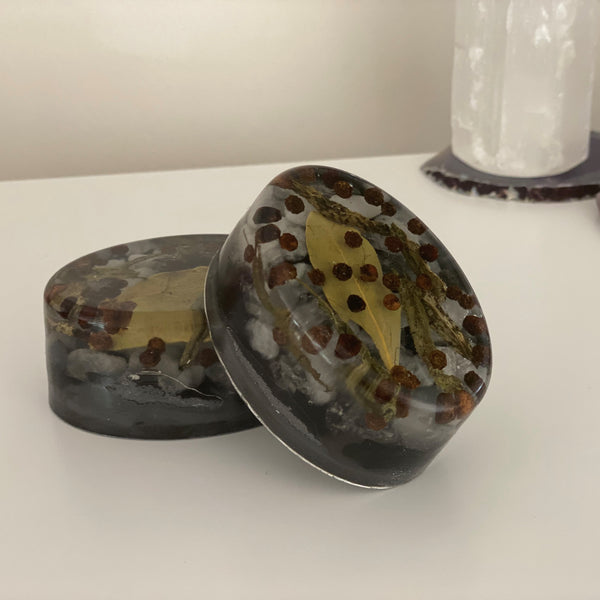 Protection Spell - Orgonite Bar