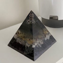 Protection Spell - Powerful Orgonite Pyramid