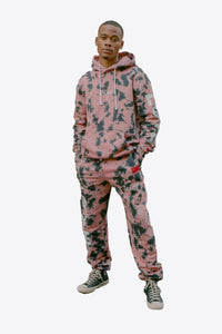 Dusty Rose LVPE TD Sweatpant