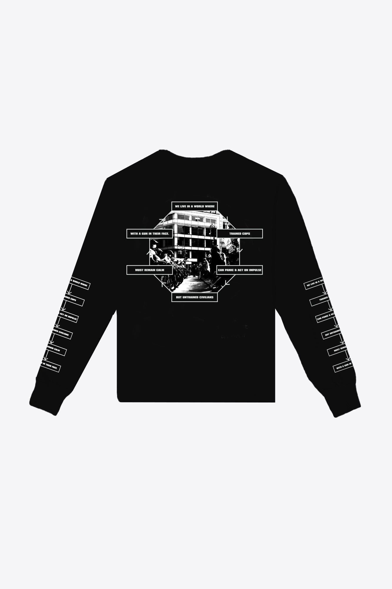 AP Long Sleeve (Black)
