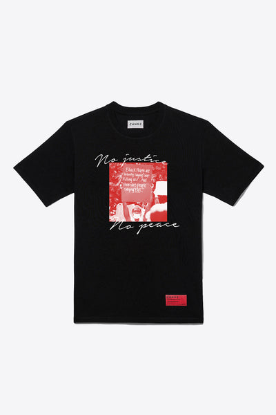 No Justice No Peace (Black)