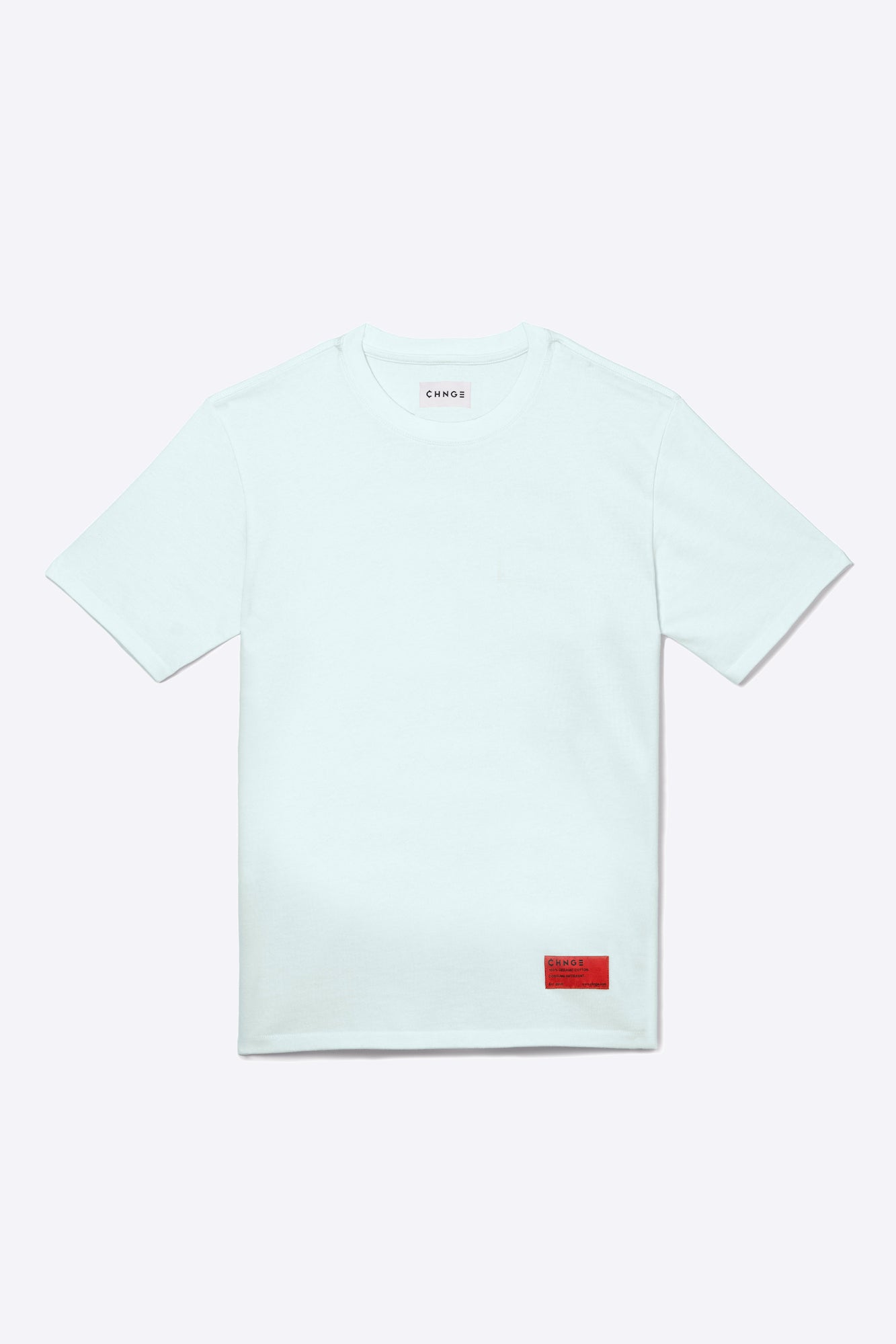 Mint Organic Cotton Tee