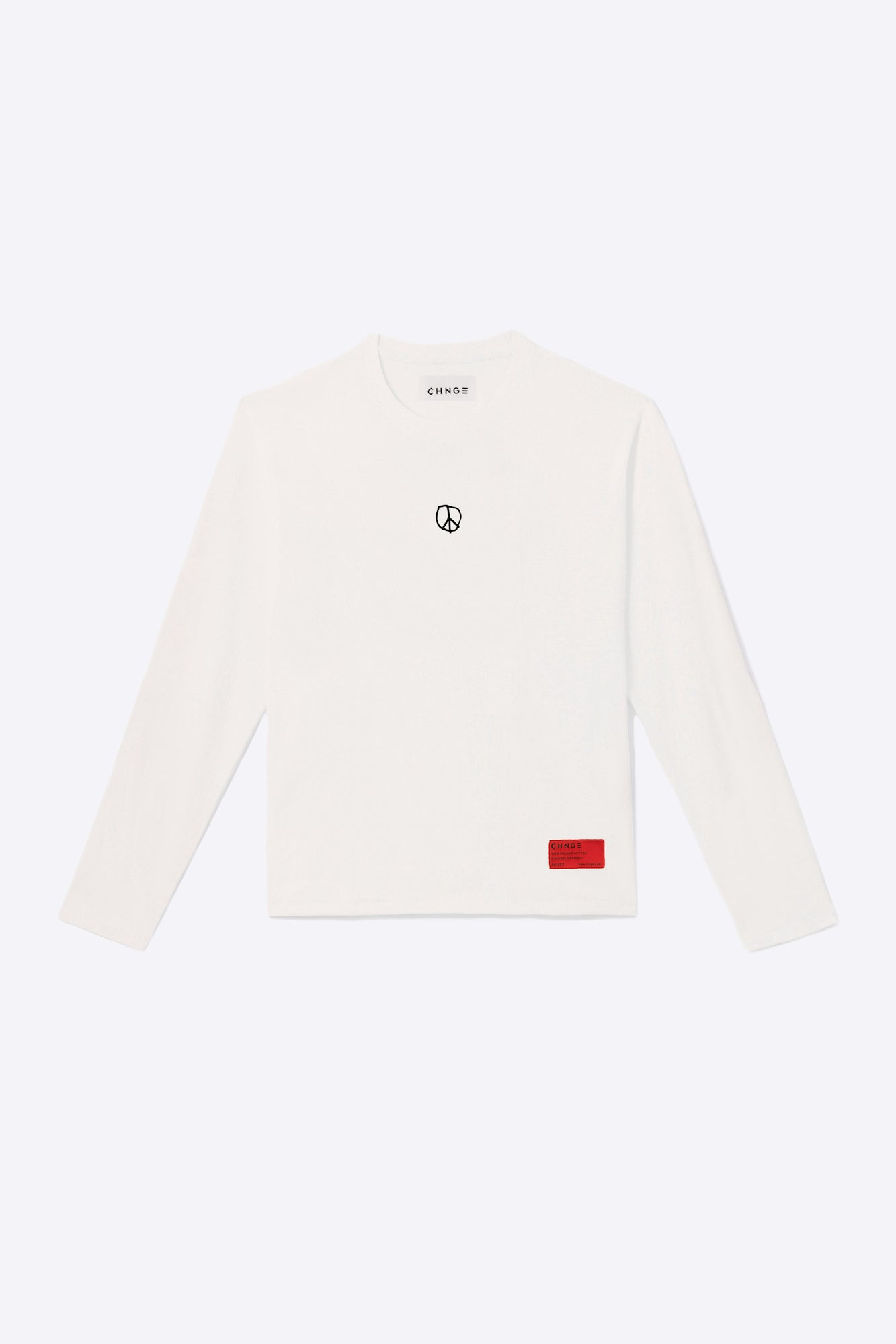 Power of Love Long Sleeve (Chalk)