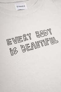 Every Body Is Beautiful Crop (Chalk)