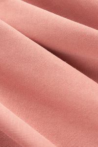Dusty Rose Tonal Crop